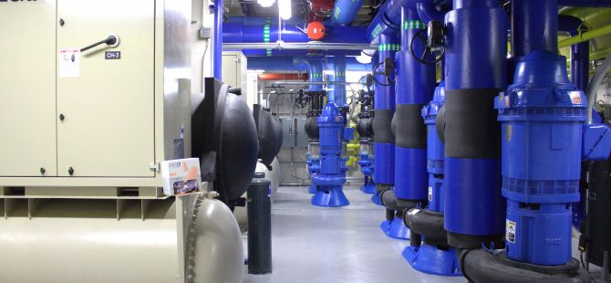 Advocate Illinois Masonic chiller plant upgrade featured in Engineered Systems magazine