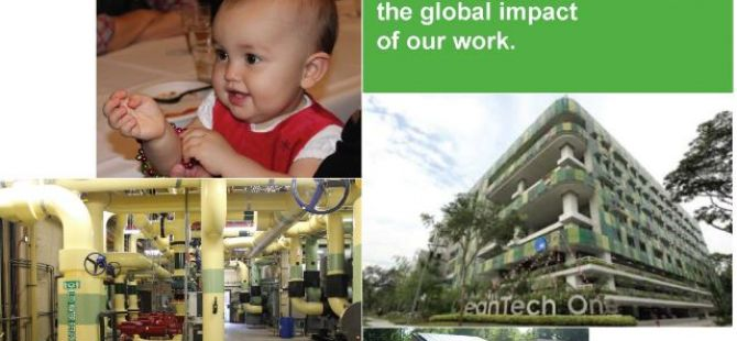 2015 Sustainability Report Details G/BA's Efforts to 'Walk the Walk'