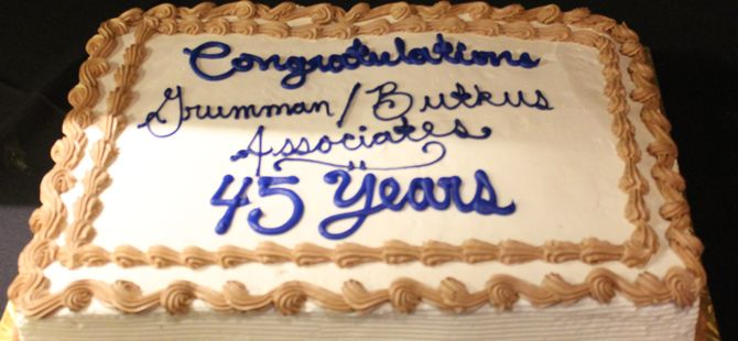 G/BA Celebrates its 45th Anniversary