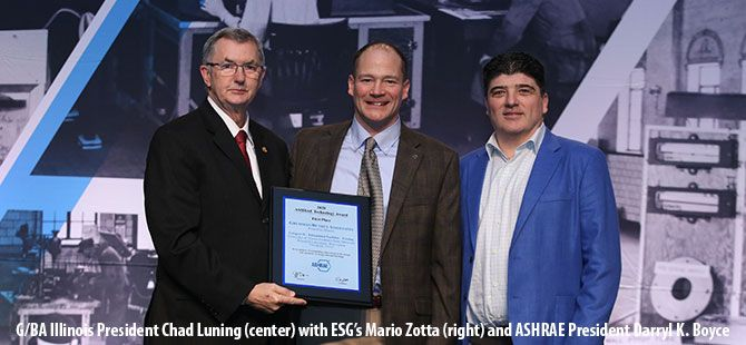 ASHRAE Recognizes Seitz Lab Project With International Technology Award