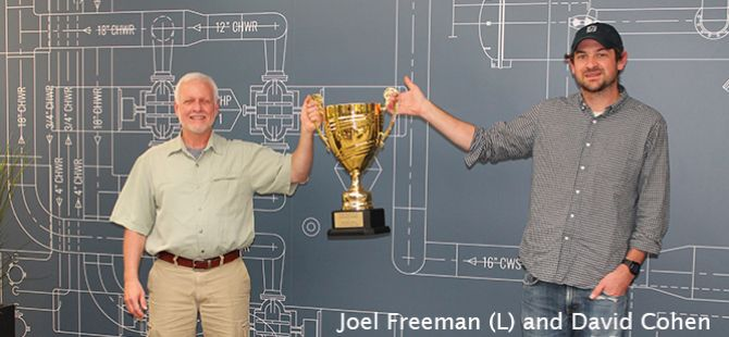 G/BA project wins RCx Cup for highest savings