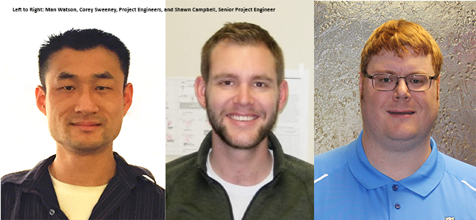 GBA Promotes Five Engineers