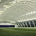 Ryan Fieldhouse and Walter Athletics Center, Commissioning